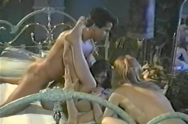 Sophisticated Lady - classic porn movie - 1991