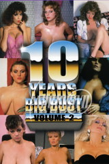 10 Years Of Big Bust 2 - classic porn film - year - 1990