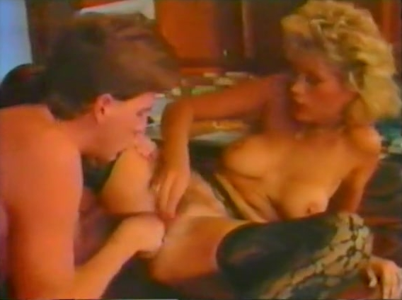 Backdoor To Hollywood 11 - classic porn movie - 1990