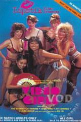 Video Girls - classic porn movie - 1985