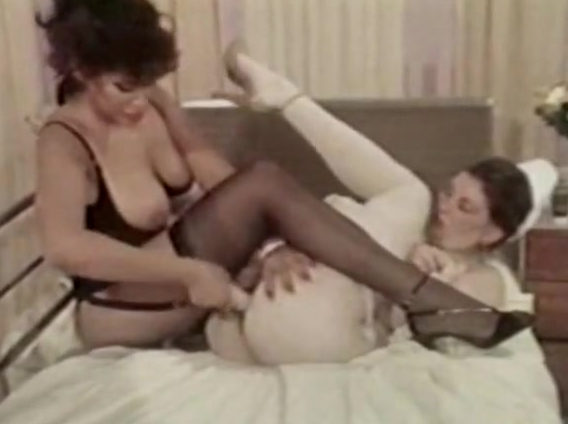 Vanessas Anal Fiesta - classic porn movie - 1993