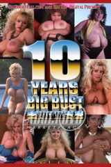 10 Years Of Big Bust 3 - classic porn - 1994