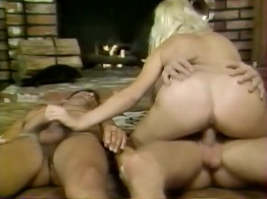Dirty Blondes - classic porn movie - 1987