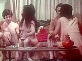 Big Hair Romp - classic porn movie - 1974
