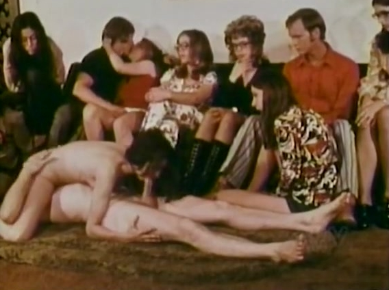 Love After School - classic porn movie - 1974