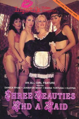 3 Beauties And A Maid - classic porn movie - 1983