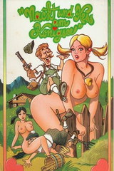 Nackt und kess am Konigssee - classic porn - 1977