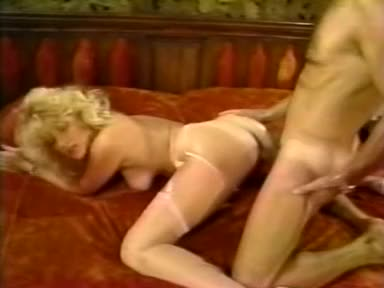 Case of the Crooked Cathouse - classic porn movie - 1988