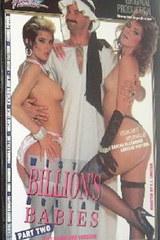 Mr Billions Dollar Babies 2 - classic porn - 1988