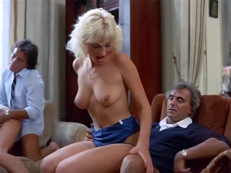 French Satisfaction - classic porn movie - 1983