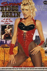 Sunset Rides Again - classic porn film - year - 1995