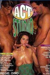 Act Studio - classic porn movie - 1992