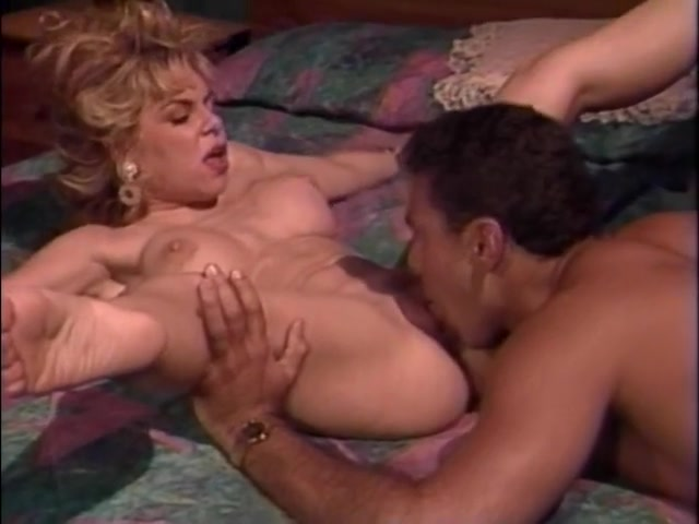 The Bashful Blonde From Beautiful Bendover - classic porn movie - 1993