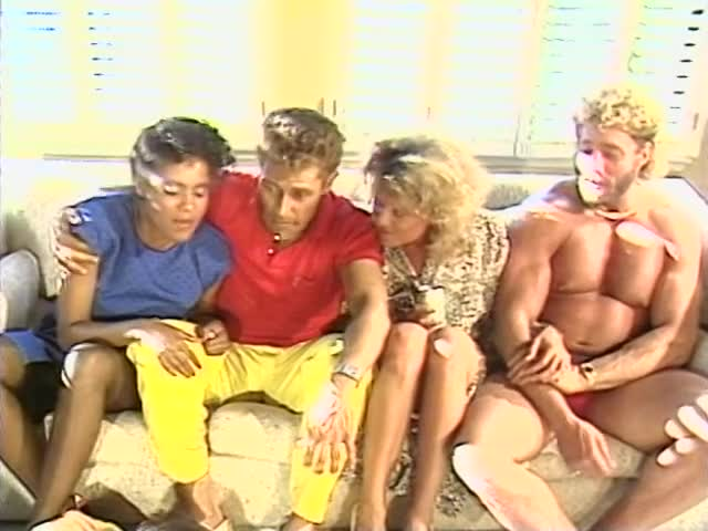 Max Bedroom - classic porn film - year - 1988