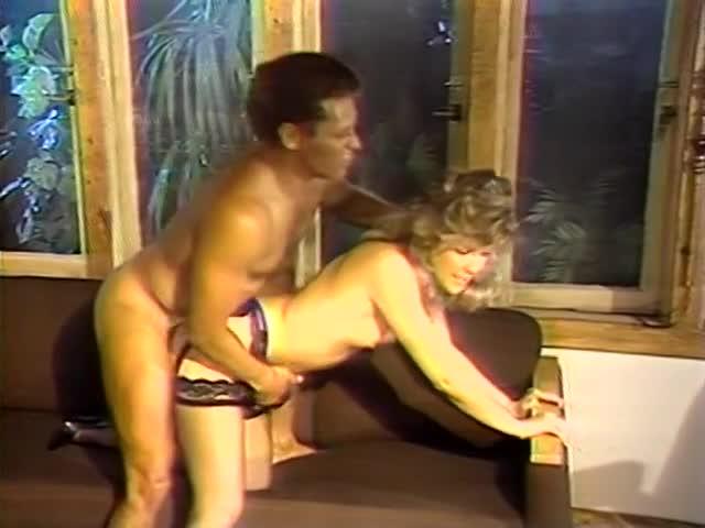 Ebony Garden - classic porn film - year - 1988