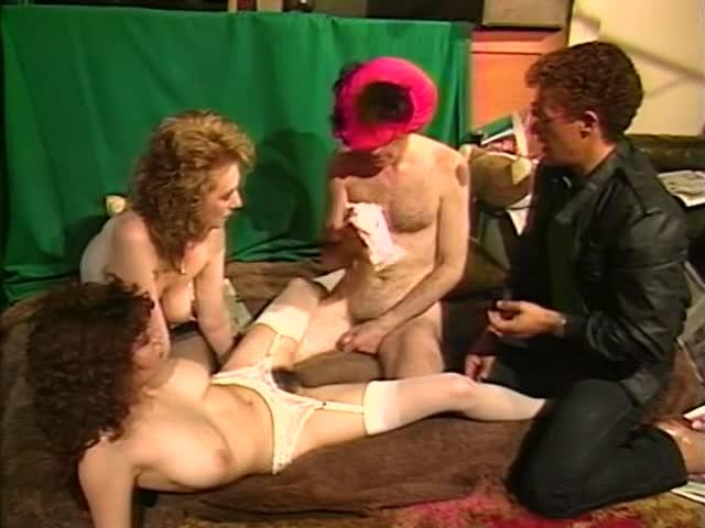 Jack Hammer - classic porn movie - 1988