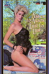 Asses To Asses Lust To Lust - classic porn - 1988