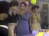 Black Girls In Heat - classic porn film - year - 1985