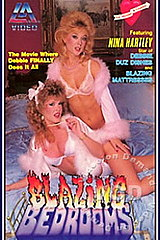 Blazing Bedrooms - classic porn film - year - 1986