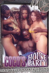 Coco's House Party - classic porn movie - 1995