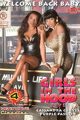 Girlz n Da Hood 5 - classic porn movie - 1995