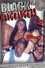 Black Gangbangers 12 - classic porn movie - 1995