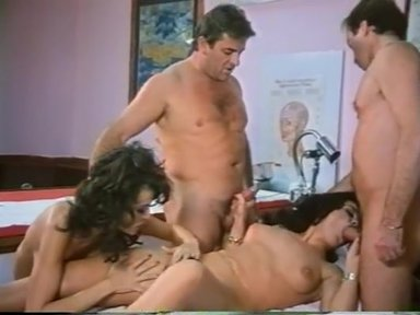 Gym Club - classic porn film - year - 1995