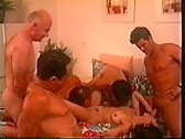 Bang City 5: Lennox's Anal Gang Bang - classic porn movie - 1995