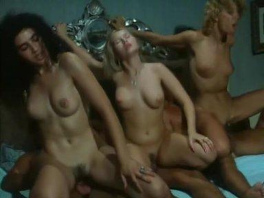 Squillo Di Fuoco - classic porn film - year - 1992