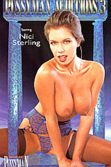 Pussyman Auditions 3 - classic porn movie - 1995