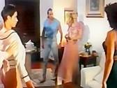 Jennifer Gatta di Piacere - classic porn movie - 1995