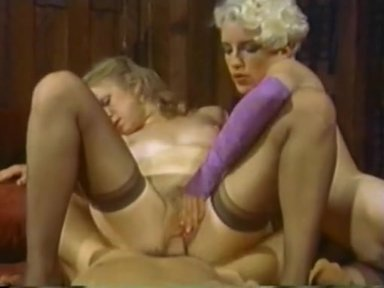 Aggressive Women - classic porn film - year - 1982
