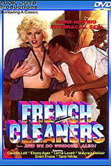 French Cleaners - classic porn film - year - 1986
