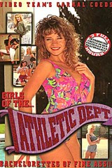 Girls of the Athletic Department - classic porn film - year - 1995