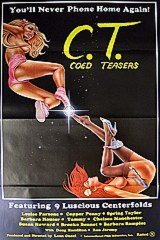 Coed Teasers - classic porn movie - 1982