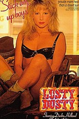 Lusty Dusty - classic porn movie - 1990