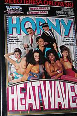 Horny Heatwaves - classic porn movie - 1989