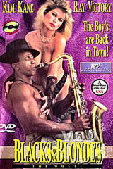 Blacks And Blondes - classic porn - 1990