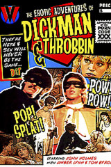 Dickman and Throbbin - classic porn movie - 1986