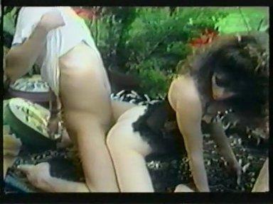 Honey Buns 2 - classic porn movie - 1988