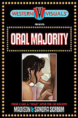 Oral Majority - classic porn film - year - 1986
