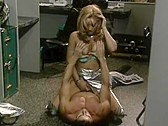 Fire and Ice: Caught in the Act - classic porn film - year - 1995