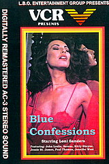 Blue Confessions - classic porn film - year - 1983