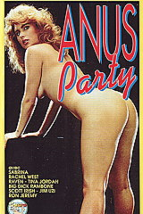 Anus Party - classic porn film - year - 1989