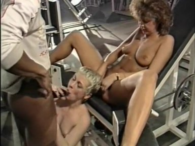 Body Check - classic porn film - year - 1990