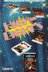 High-Lights - classic porn - 1990