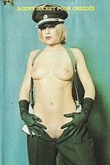 James Bande 069 Agent Legend Pour Obsedees Sexuelles - classic porn movie - 1984
