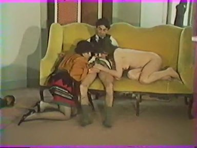 Les Grandes Sodomisees Vont Seclater - classic porn movie - 1986