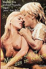 Meisjes Die Er Zin In Hebben - classic porn movie - 1985