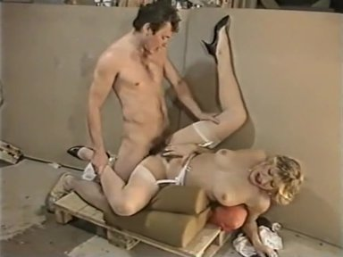 Penis Express - classic porn movie - 1986